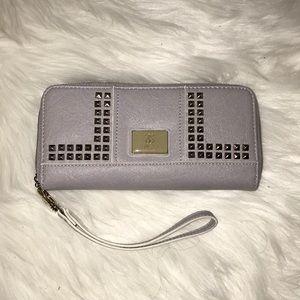 Guess Grey Smartphone Wallet